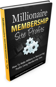 Millionaire Membership Sites