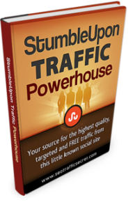 StumbleUpon Traffic Powerhouse